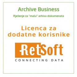 Archive Business korisničke licence - 1