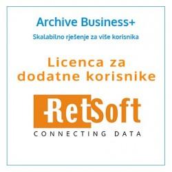 Archive Business+ korisničke licence - 1