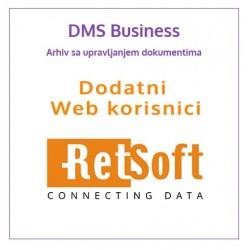 DMS Business Web korisničke licence - 1