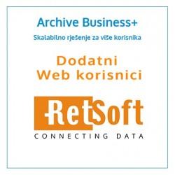 Archive Business+ Web korisničke licence - 1