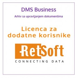 DMS Business trajne korisničke licence - 1